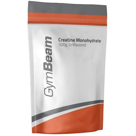 GymBeam Kreatin Monohydrate unflavored - 1000 g