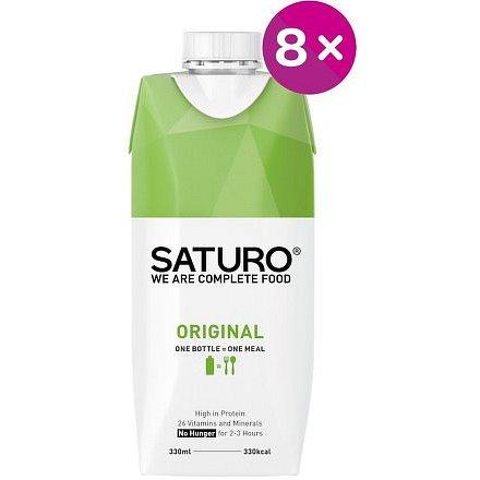 SATURO Original 8x 330ml
