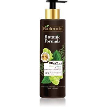 Bielenda Botanic Formula Hops + Horsetail kondicionér pro poškozené a barvené vlasy  245 ml