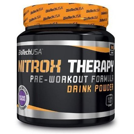 BiotechUSA Nitrox Therapy 340g Blue grape
