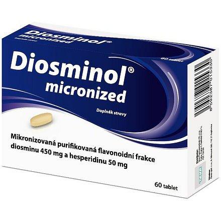 Diosminol micronized tablety 60