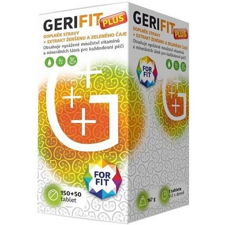 Galmed Gerifit PLUS 150+50 tablet