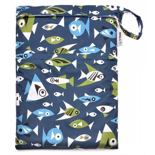 Nepromokavý pytlík, fish