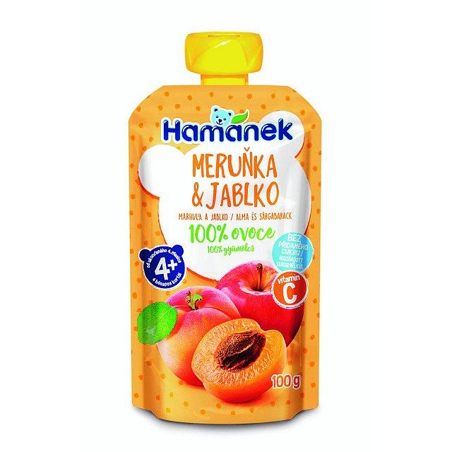 HAMÁNEK Meruňka & Jablko 100 g