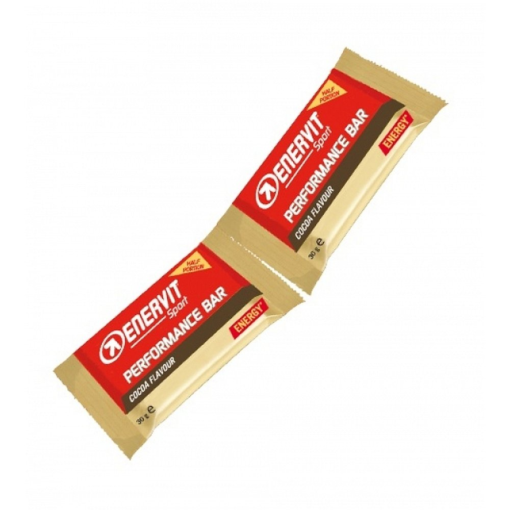 ENERVIT Performance Bar energetická tyčinka kakao 30+30 g