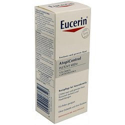 Eucerin Atopicontrol suchá zarudlá pokožka pleťový krém 50 ml