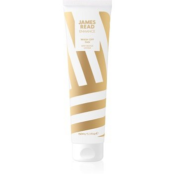 James Read Enhance smývatelné samoopalovací mléko Light/Medium 150 ml