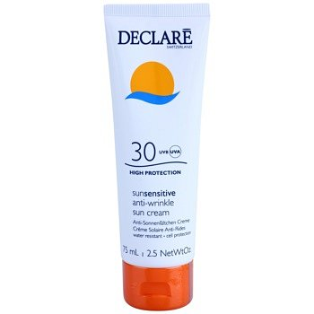 Declaré Sun Sensitive opalovací krém proti stárnutí pleti SPF 30  75 ml