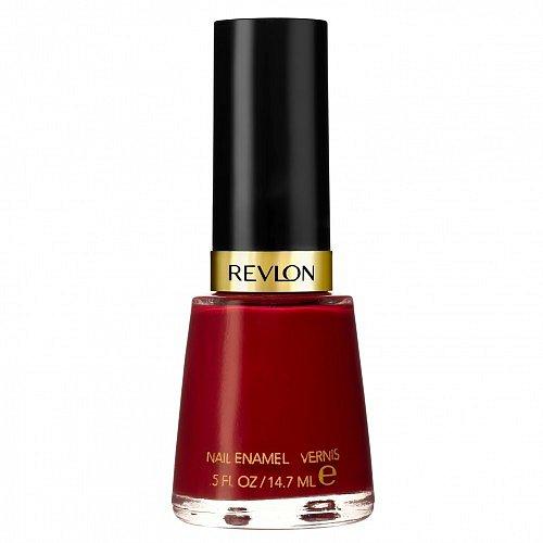 Revlon Nail Enamel  721 Raven Red 14,7ml + dárek REVLON -  deštník