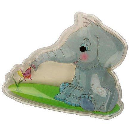 BO JUNGLE Hot&Cold gelový sáček ELEPHANT