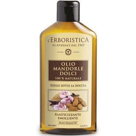 Erboristica Mandlový olej ze sladkých mandlí 200ml