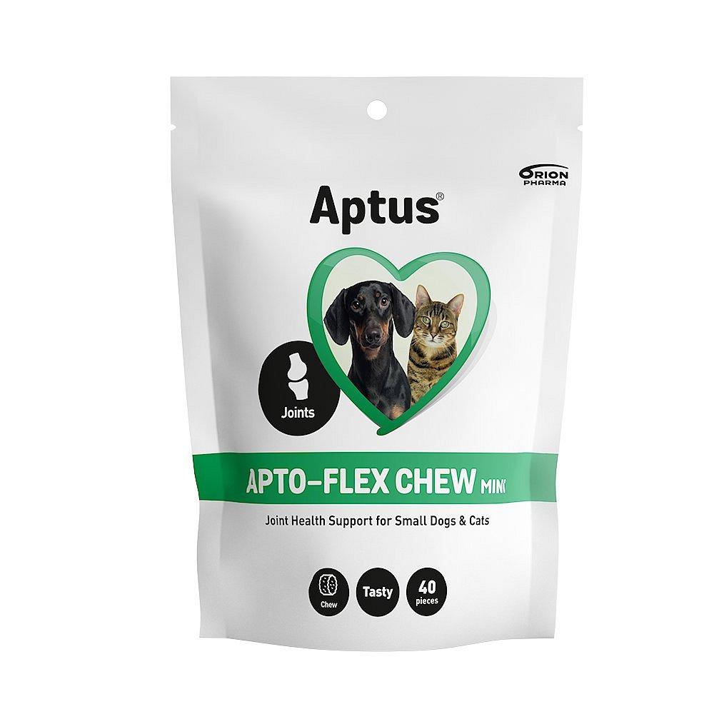 APTUS Apto-flex Chew mini pro psy a kočky 40 žvýkacích tablet
