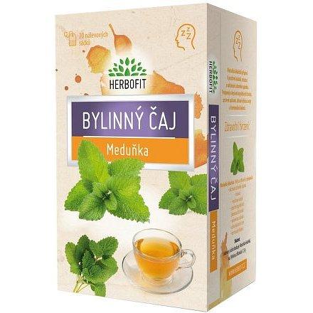 Herbofit Bylinný čaj meduňka 20x1.5g