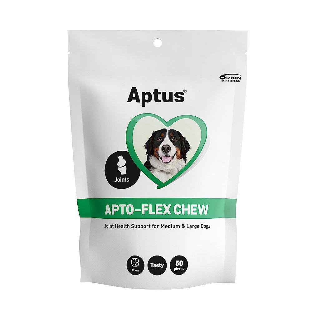 APTUS Apto-flex Chew pro střední a velké psy 50 žvýkacích tablet