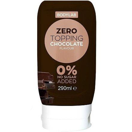 Bodylab Zero Topping Syrup čokoláda 290ml