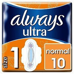 DHV Always Ultra Normal Plus 10 ks