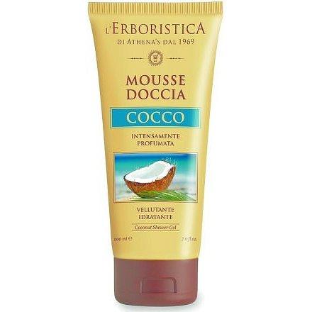 Erboristica Cocco Sprchový gel s vůní kokosu 200ml
