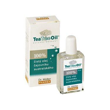 Tea tree oil 100%čistý 10ml