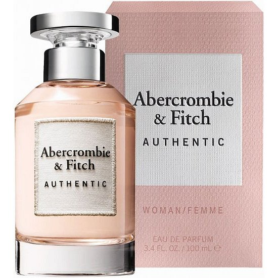 Abercrombie & Fitch Authentic Woman - EDP 100 ml
