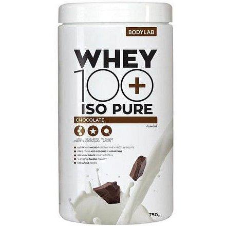 Bodylab Whey 100 ISO Pure čokoláda 750 g