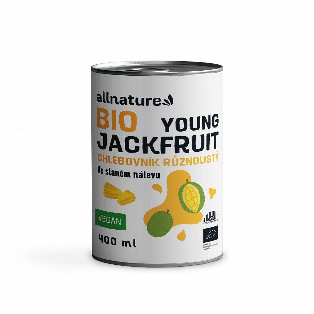 ALLNATURE Jackfruit BIO 400 ml