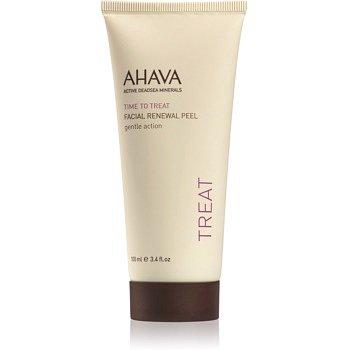 Ahava Time To Treat obnovující peeling na obličej  100 ml