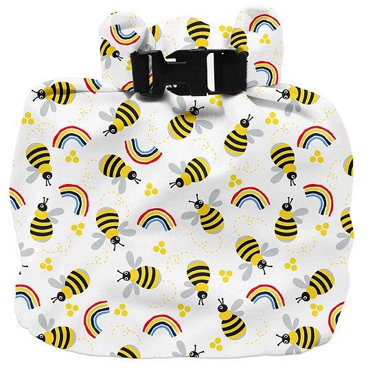 Bambino Mio Taška na plenky Honeybee Hive