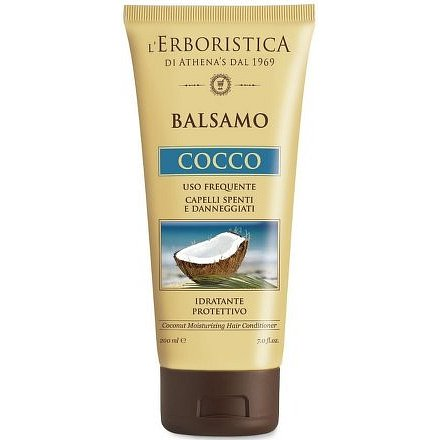 Erboristica Cocco vlasový kondicionér s kokosovým olejem 200ml