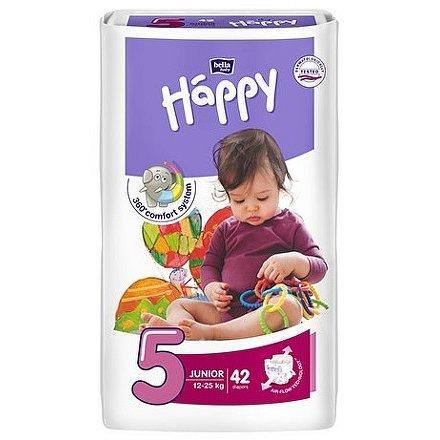 Happy Junior dětské pleny 42 ks