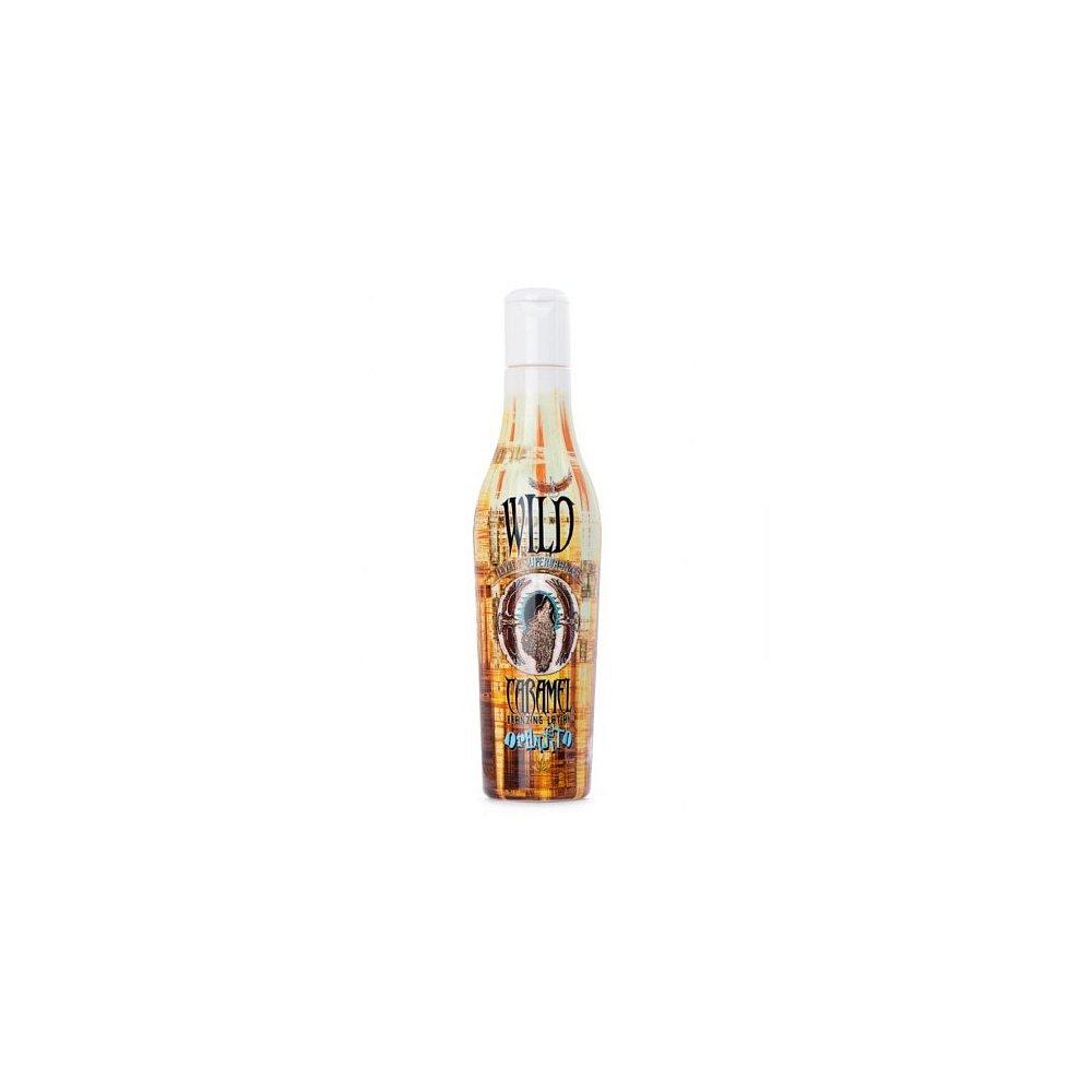 ORANJITO Karamelové opalovací mléko do solária Level 2 (Wild Caramel Superbronzer) 200 ml