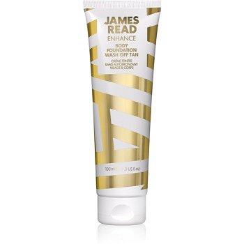 James Read Enhance smývatelné samoopalovací mléko na obličej a tělo 100 ml