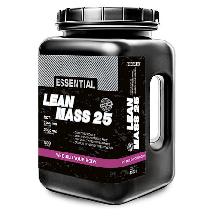Prom-in Essential Lean mass gainer 25 čokoláda 1500g