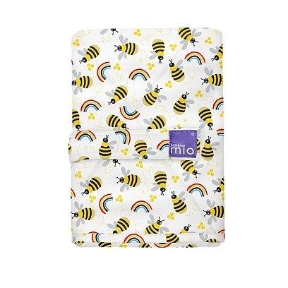 Bambino Mio Přebalovací podložka Honeybee Hive 60x43cm