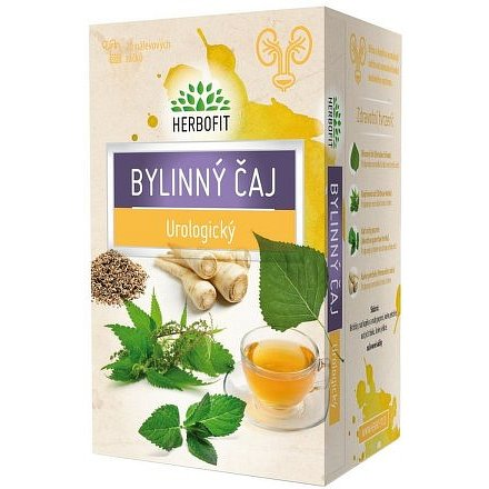 Bylinný čaj Urologický galmed 20x1.5g