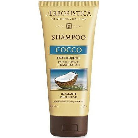 Erboristica Cocco vlasový šampon s kokosovým olejem 200ml