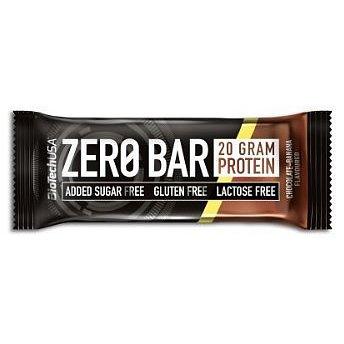 BiotechUSA ZERO Bar 20x50g Chocolate-Banana