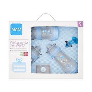 MAM Gift dárkový set pro novorozence malý 0+m.