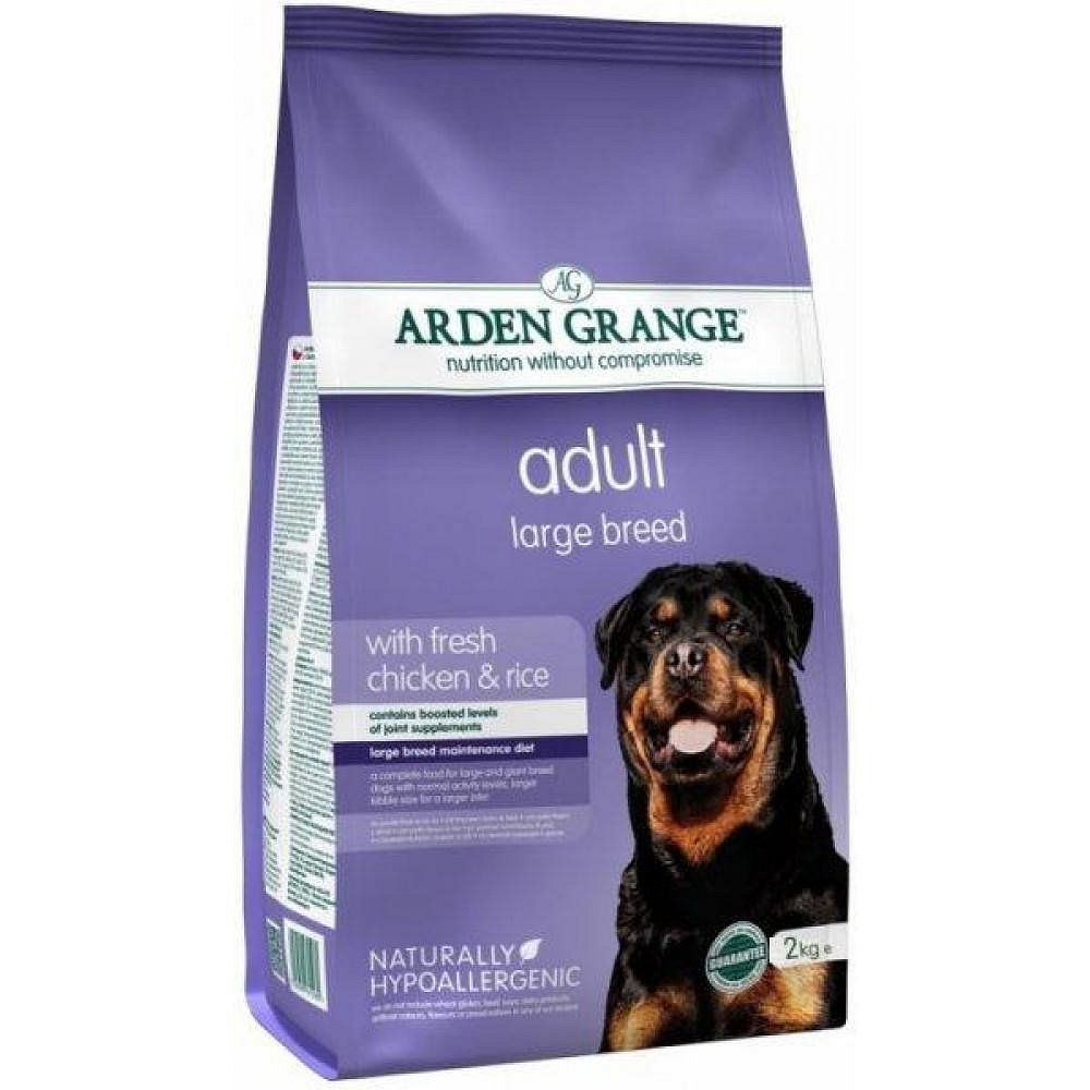 Arden Grange Dog Adult Large Breed 2 kg