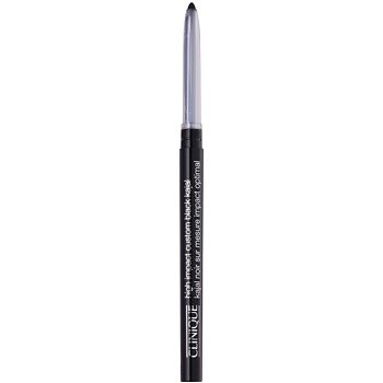 Clinique High Impact Custom Black Kajal tužka na oči odstín 01 Blackened Black 0,28 g