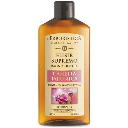 Erboristica Parfémovaný sprchový gel Camelia 400ml