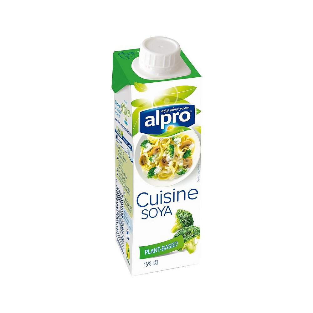 ALPRO Soya Cuisine Sójová alternativa ke smetaně 250 ml