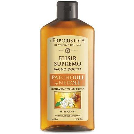 Erboristica Parfémovaný sprchový gel Patchouli a neroli 400ml