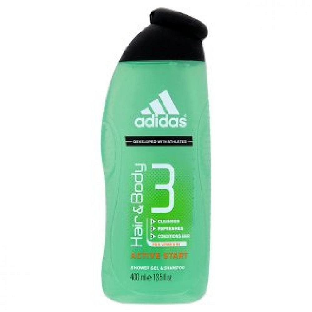 Adidas sprchový gel 400ml men Active Start
