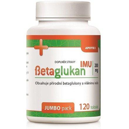 Betaglukan IMU 200 mg tobolky 120