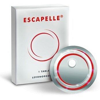 Escapelle 1.5mg 1 tableta