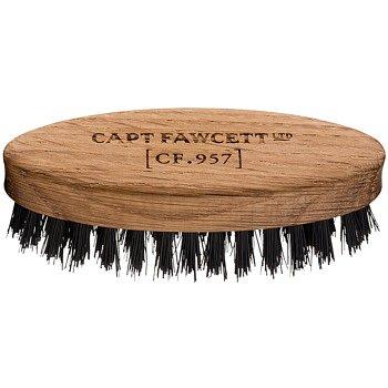 Captain Fawcett Accessories kartáč na knír se štětinami z divokého prasete