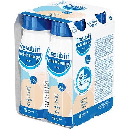 Fresubin protein energy oříšek perorální roztok  4 x 200 ml