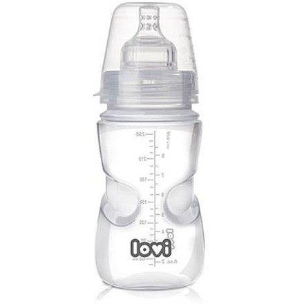 Láhev LOVI 250ml 0% BPA Super vent