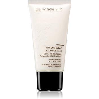 Academie Dehydration Radiance Mask krémová maska pro rozjasnění a hydrataci 50 ml