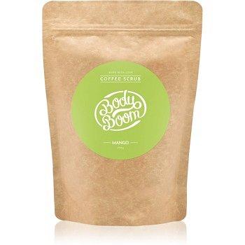 BodyBoom Mango kávový tělový peeling 200 g